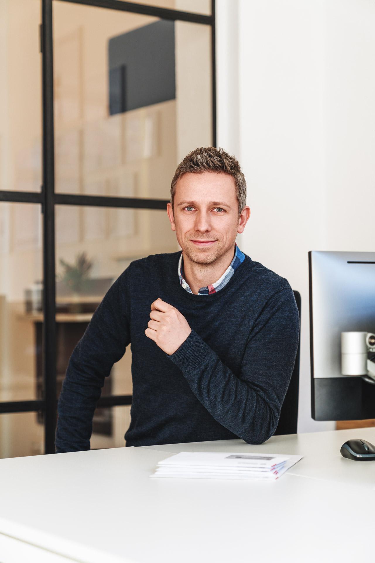 Versicherungsmakler Berlin - Sebastian Gollasch